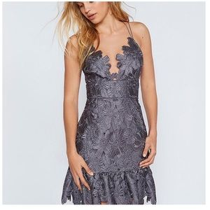 SAYLOR by free people cocktail dress.